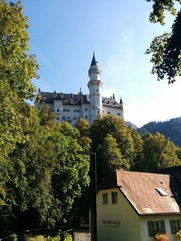 Neuschwanstein – Germany (W. Disney's inspiration)